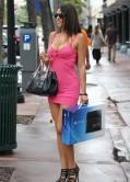 Claudia Romani Shopping in Miami