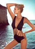 Fabienne Hagedorn Bikini Photoshoot - Moeva Spring-Summer 2014