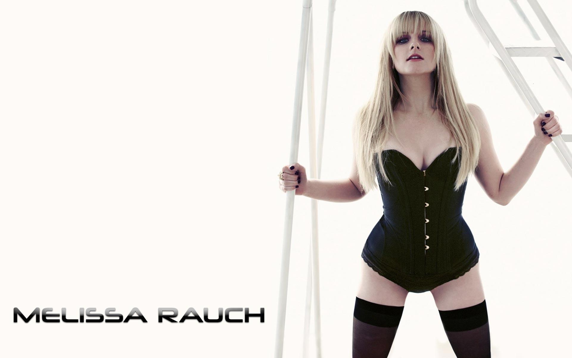 Melissa Rauch Hot Wallpapers 8