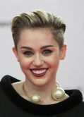 Miley Cyrus Red Carpet Photo