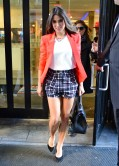 Nikki Reed | Arriving @ Good Day NY