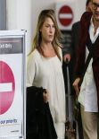 Ali Larter Style - at LAX Airport - November 2013