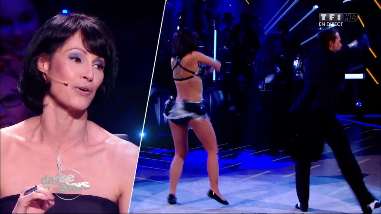 Alizee Dancing With The Stars November 2013