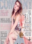 Amber Heard - COMPANY Magazine (UK) - December 2013 Issue