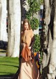 Amber Heard Street Style - Beverly Hills