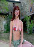 Amy Nuttall - Nick Cornish Photoshoot 2003
