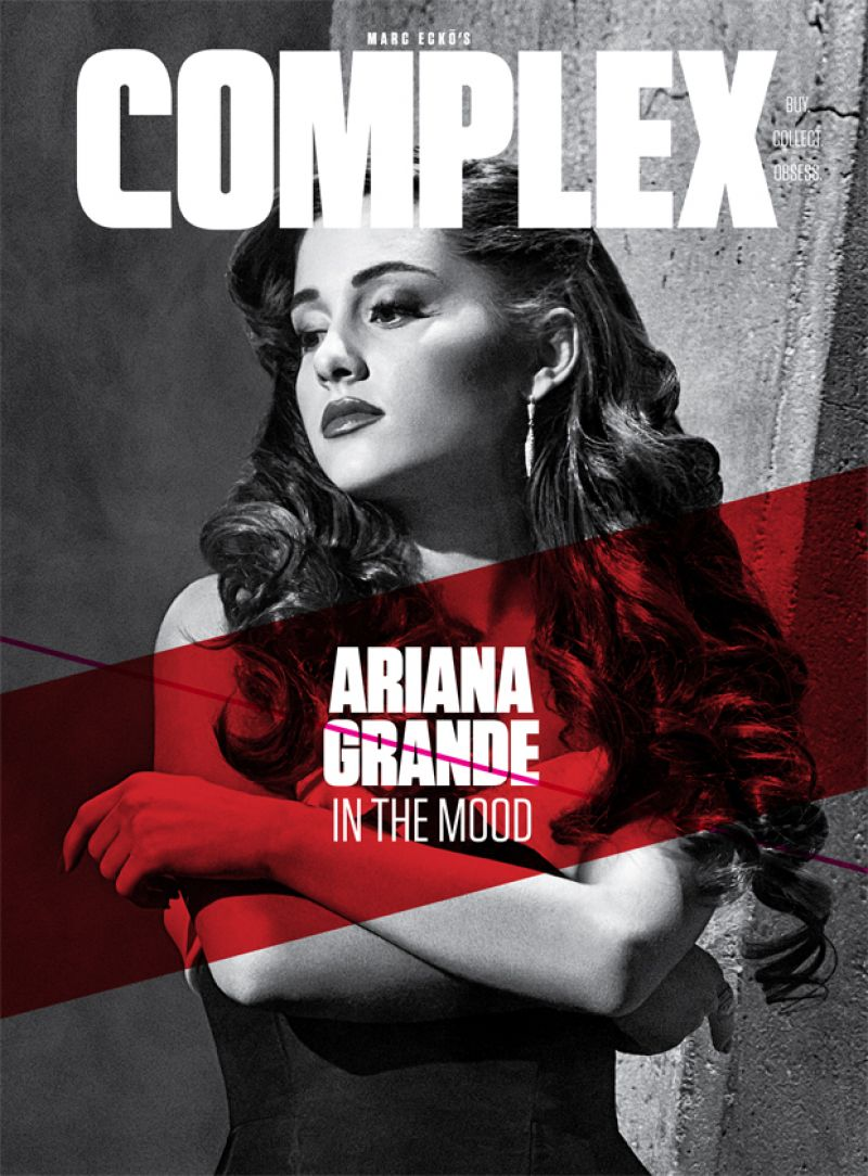 Ariana Grande - COMPLEX Magazine