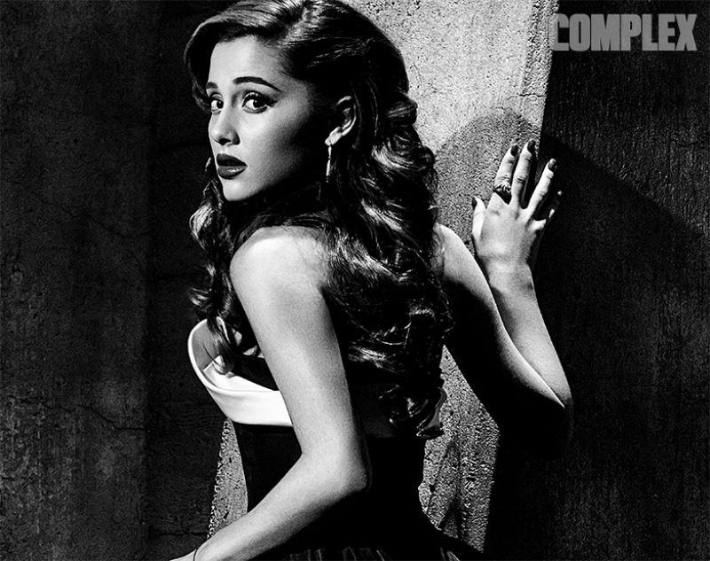 Ariana Grande 2017 Photoshoot Complex