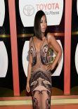 Ashanti at Soul Train Awards in Las Vegas