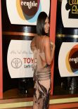 Ashanti at Soul Train Awards in Las Vegas