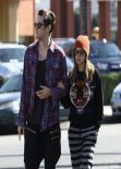 Ashley Tisdale Street Style - Out in Toluca Lake