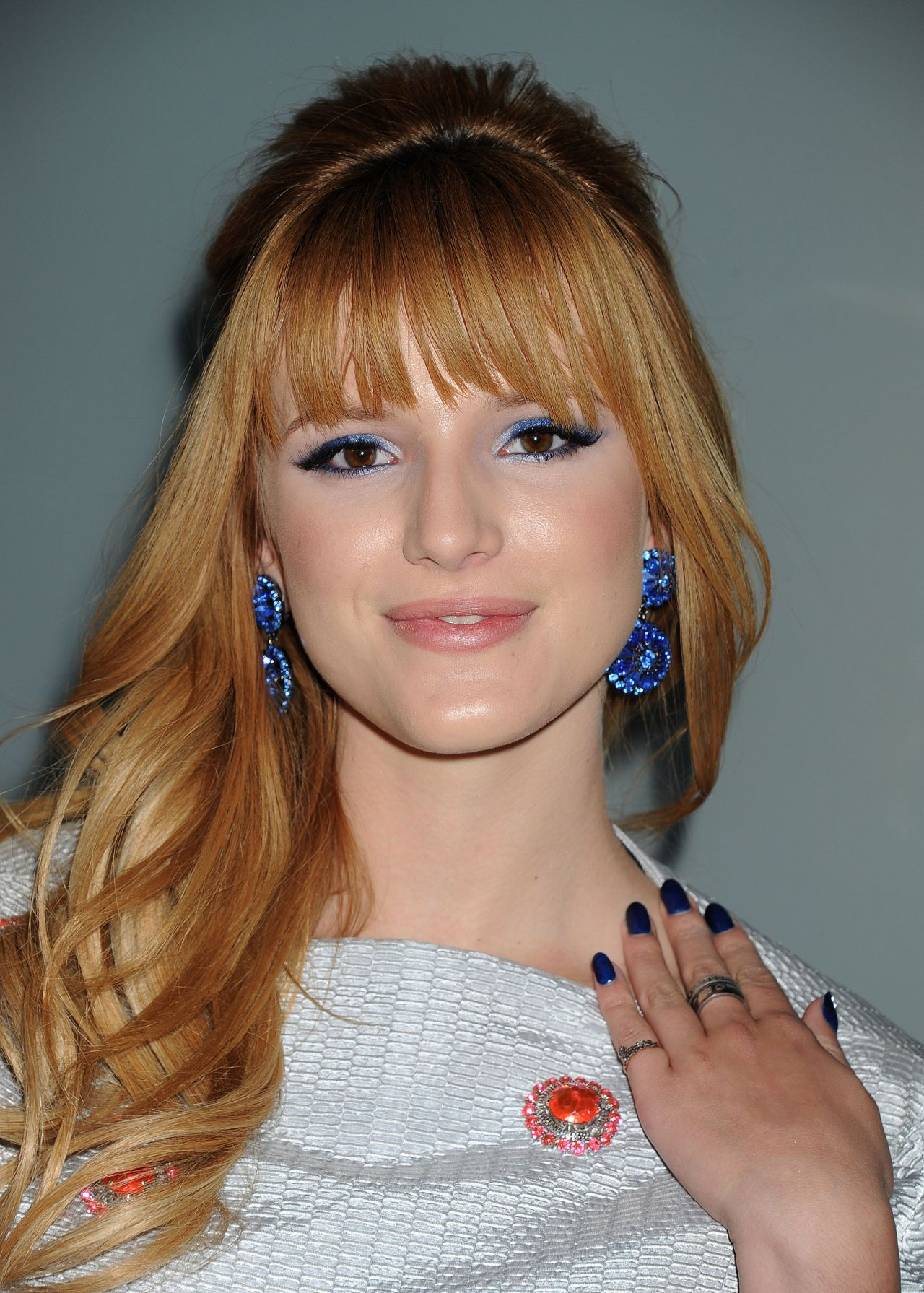 Bella Thorne At Flaunt Magazine Issue Party