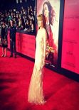 Bella Thorne on Red Carpet - THE HUNGER GAMES: CATCHING FIRE Premiere in Los Angeles