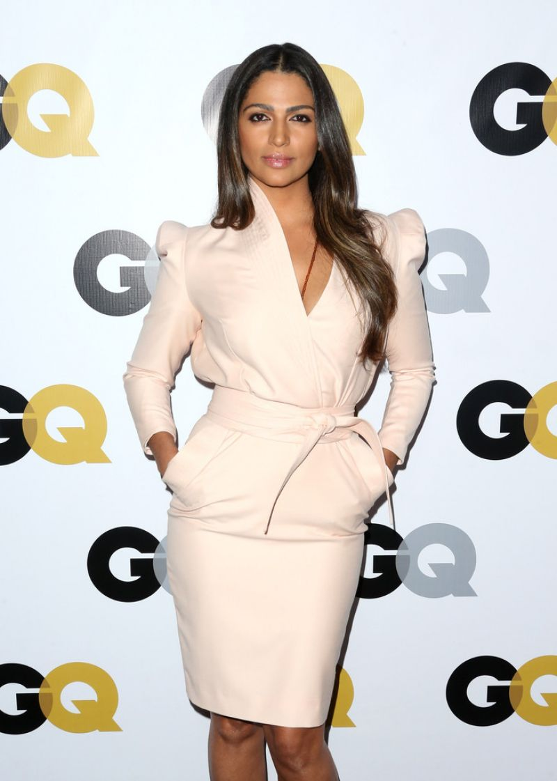 Camila Alves  Red Carpet Photos - 2013 GQ Men Of The Year Party