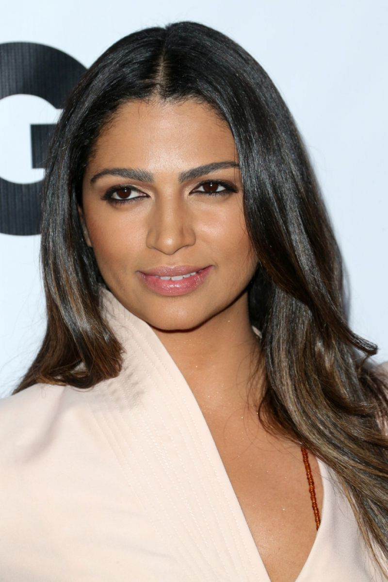 Camila Alves Red Carpet Photos – 2013 GQ Men Of The Year Party Reese Witherspoon