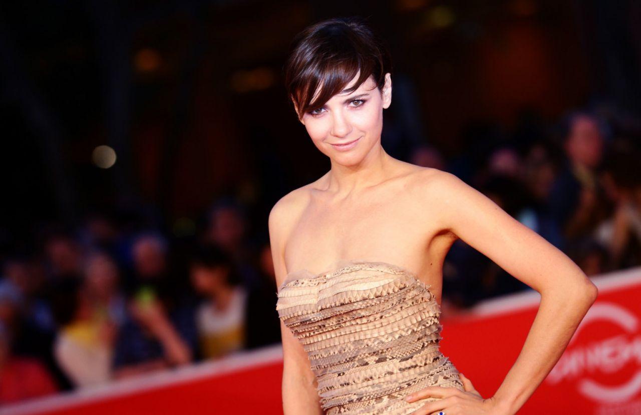 Camilla Filippi Red Carpet Photos - Il Mondo Fino In Fondo Premiere