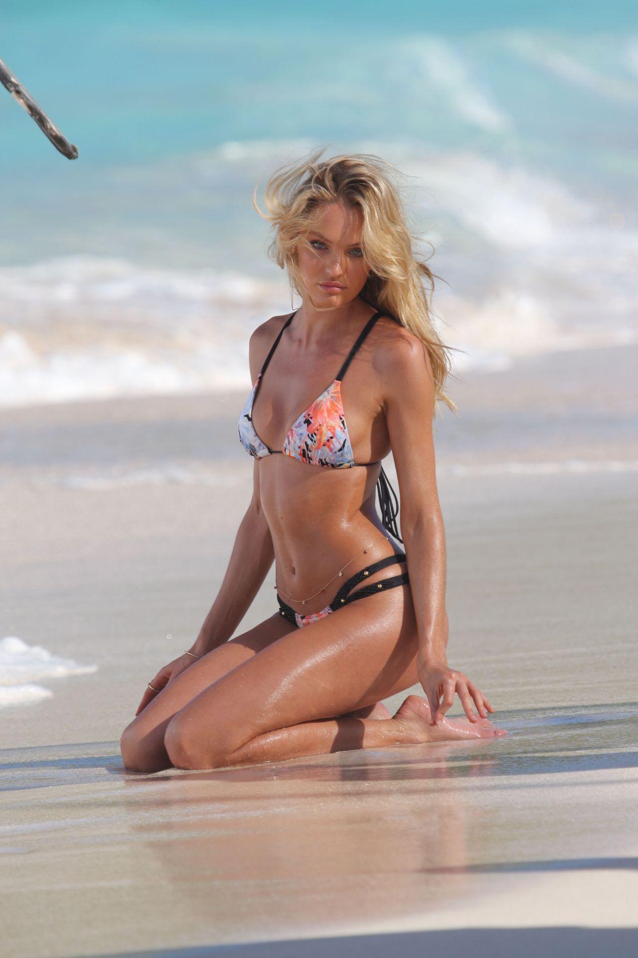 shoot Candice swanepoel bikini