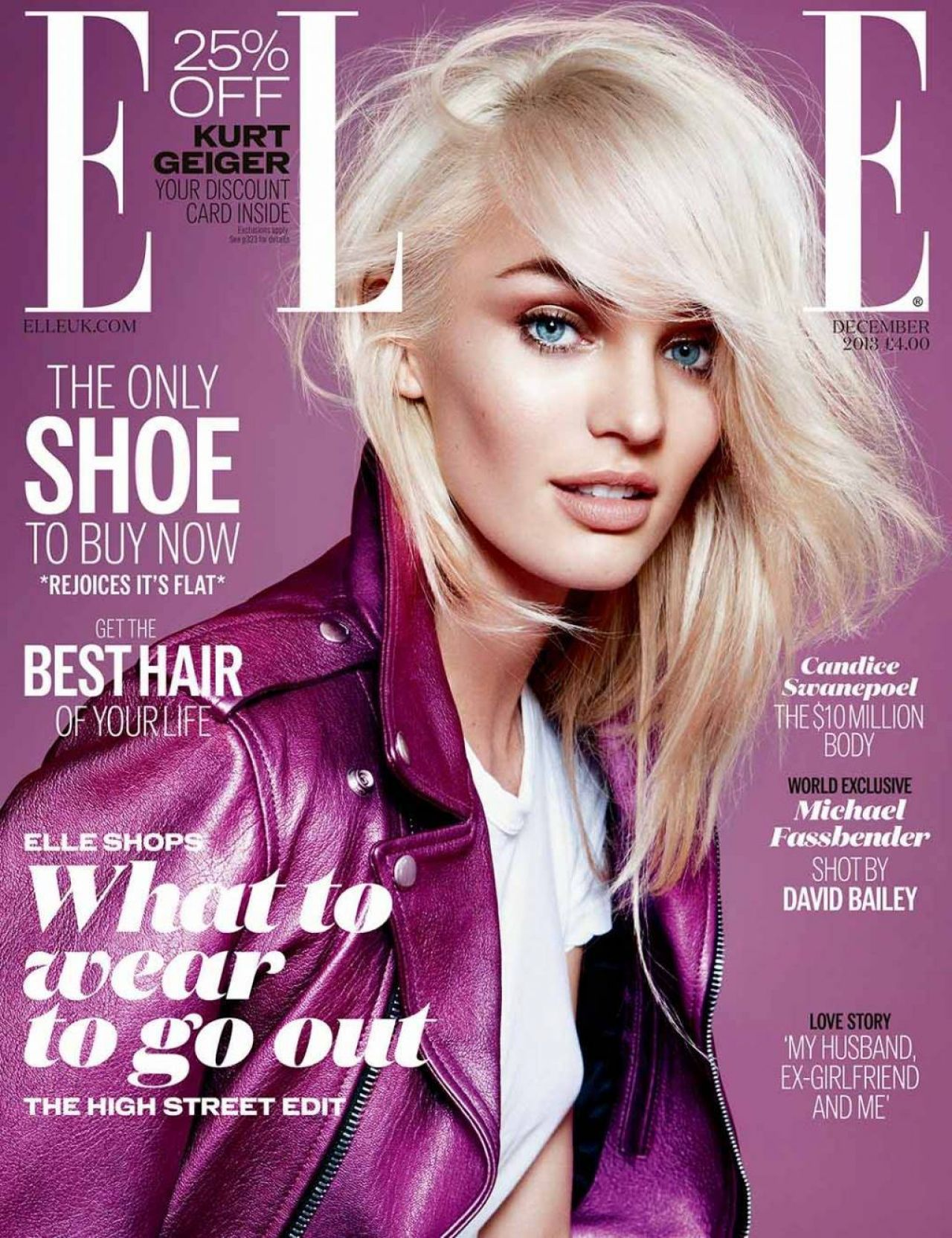 Elle Magazine France February March: December 2013 Issue