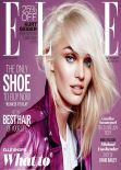 Candice Swanepoel - ELLE Magazine (UK) - December 2013 Issue