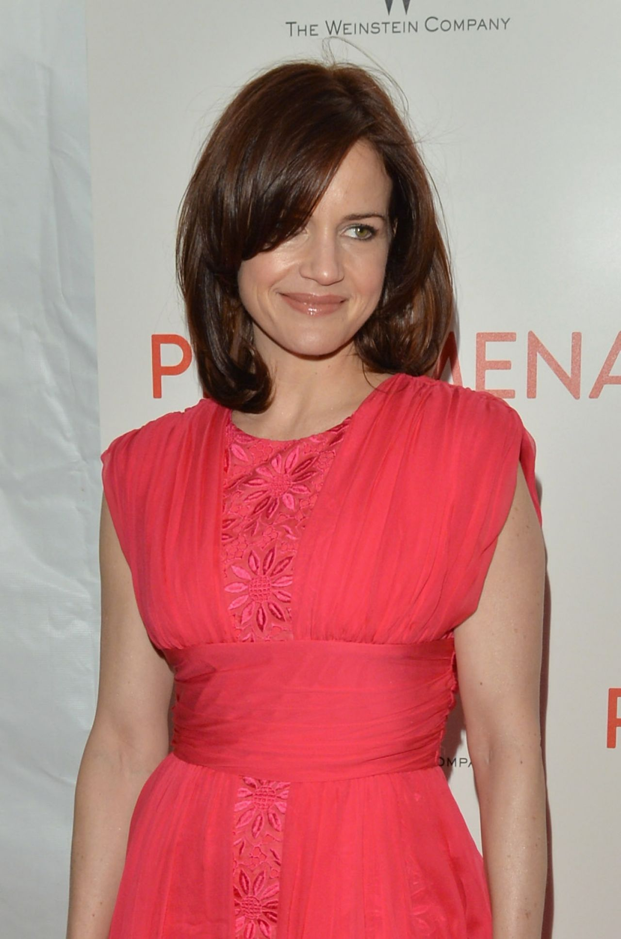 Carla Gugino - Premiere of PHILOMENA in New York