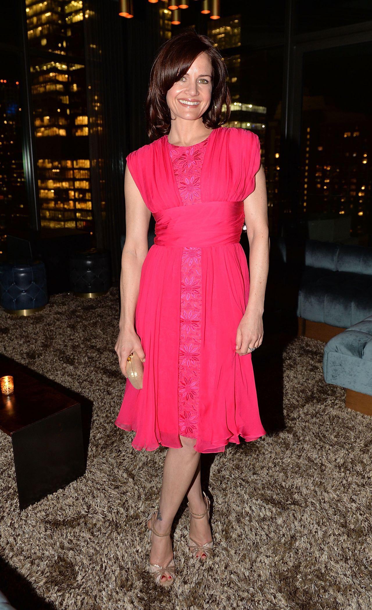 Carla Gugino Premiere Of Philomena In New York