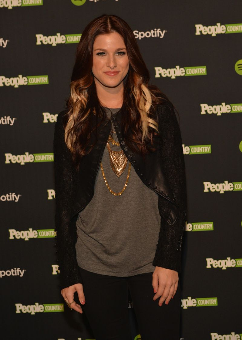 Cassadee Pope - Spotify and People Country Present Jennifer Nettles And Friends Live In Nashville