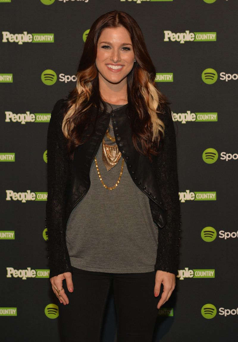 Cassadee Pope Spotify And People Country Present Jennifer Nettles