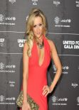 Catherine Tyldesley Attends United For Unicef Gala Dinner Old Trafford - November 2013