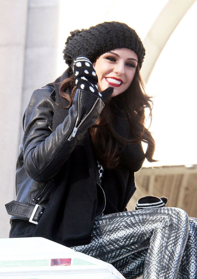 Cher Lloyd at 87th Annual Macy