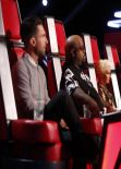Christina Aguilera at The Voice Season 5 Live Show #8 & #9