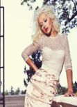 Christina Aguilera Photoshoot - Elle Brazil Outtakes - November 2013