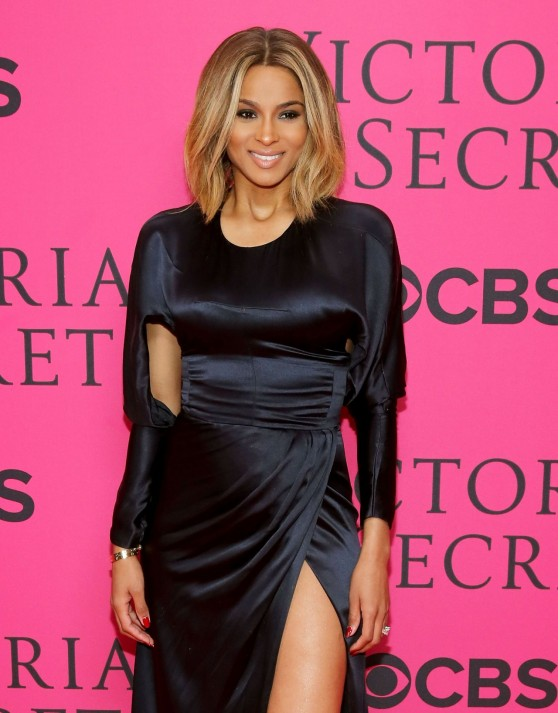 Ciara - 2013 Victoria's Secret Fashion Show in NYC