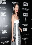 Cobie Smulders on Red Carpet - DELIVERY MAN Screening in New York