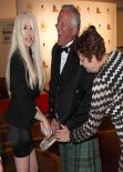 Courtney Stodden Attends LA Police Protective League Foundation - November 2013