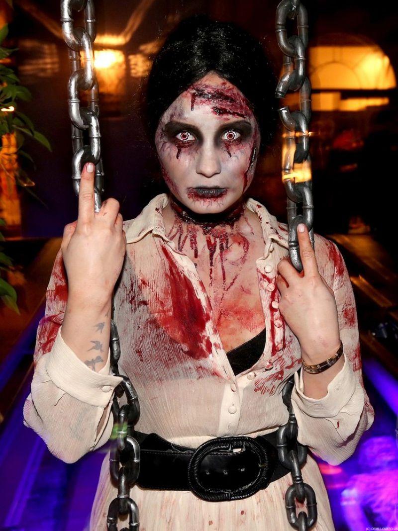Demi Lovato - Halloween Party - October 2013