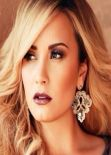 Demi Lovato in LATINA Magazine - December 2013 Issue
