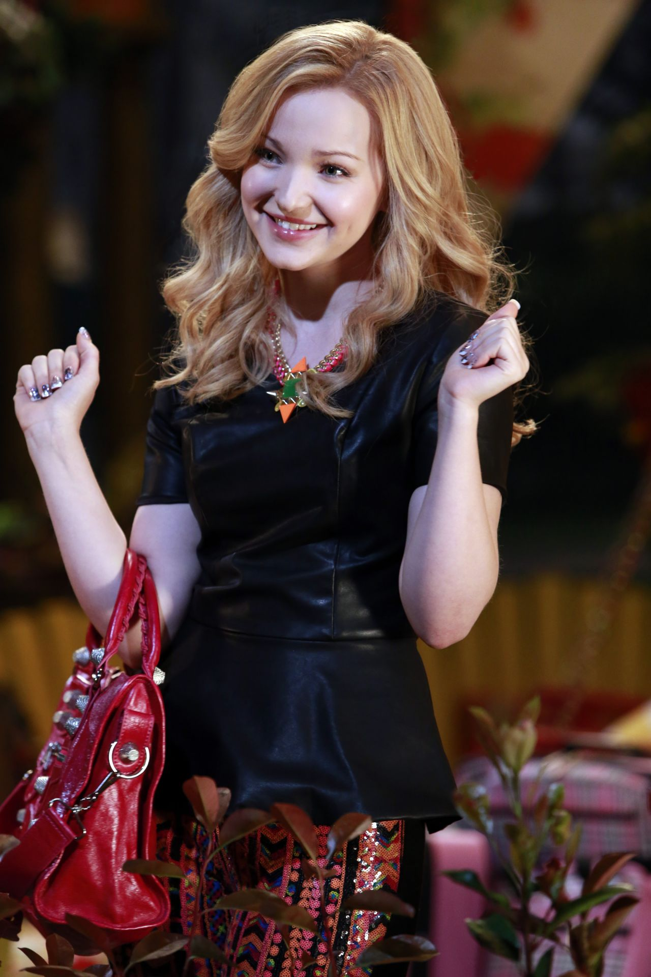 Dove Cameron - LIV AND MADDIE Promo Photoshoot 2013