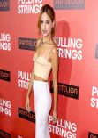 Eiza Gonzalez on Red Carpet - PULLING STRINGS Premiere in Los Angeles