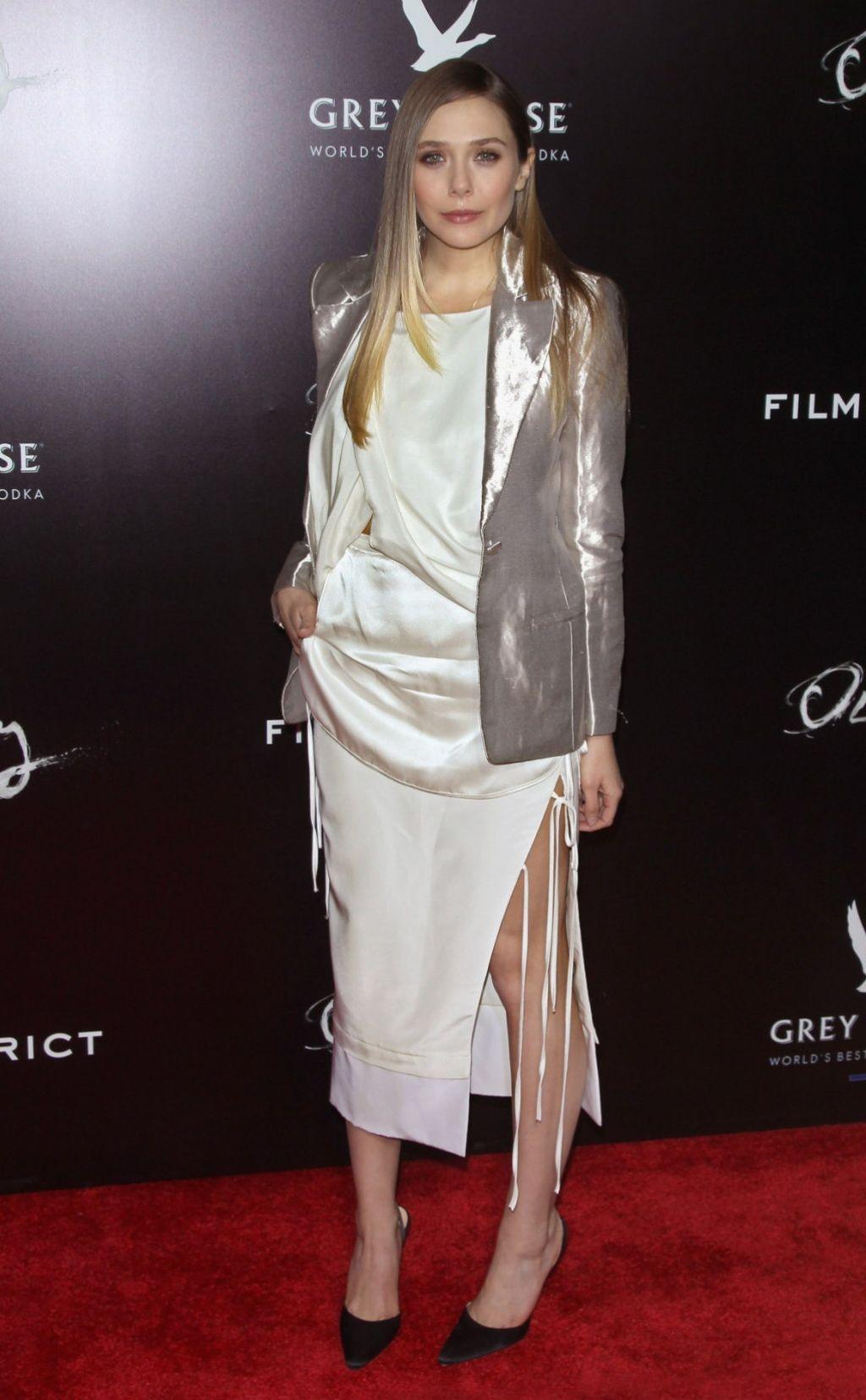 Elizabeth Olsen red carpet