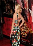 Emily Osment - THE HUNGER GAMES: CATCHING FIRE Premiere in Los Angeles