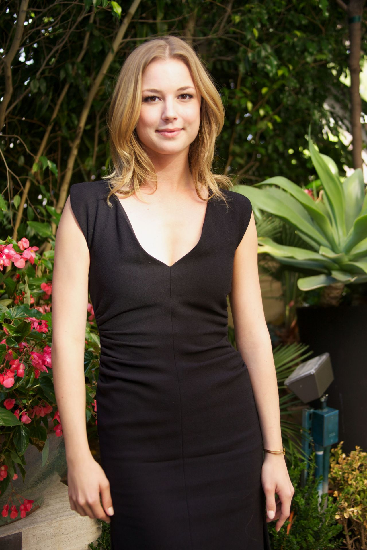 "Emily Van Camp Photoshoot for the TV junket ""Revenge"" in Los Angeles"