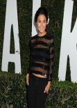 Emmanuelle Chriqui - MANDELA LONG WALK TO FREEDOM Premiere in Hollywood