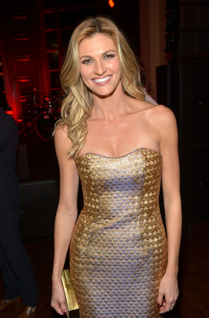 Erin Andrews at 2013 GQ Men Of The Year Party in Los Angeles