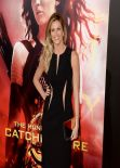 Erin Andrews Red Carpet Photos – THE HUNGER GAMES: CARCHING FIRE Premiere in Los Angeles