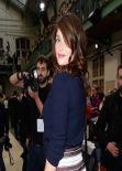 Gemma Arterton at Chloe Fashion Show in Paris