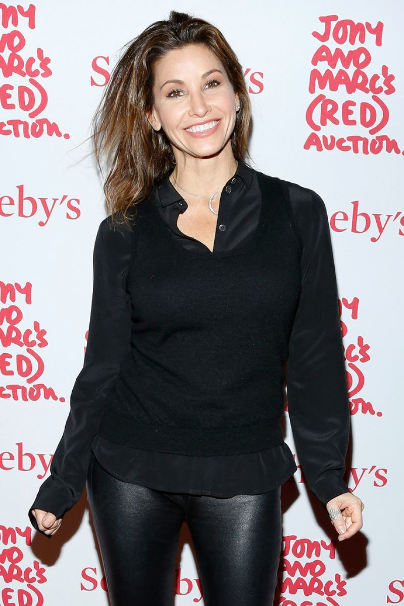 Gina Gershon at Jony & Marc