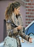 Gisele Bündchen Street Style  - Out in Boston - November 2013