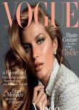 Gisele Bundchen - VOGUE Magazine Paris - November 2013 Issue