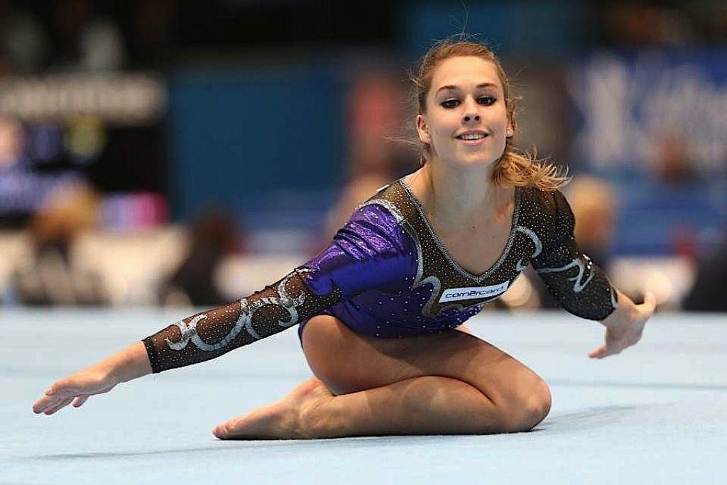 Giulia Steingruber - Swiss Gymnast