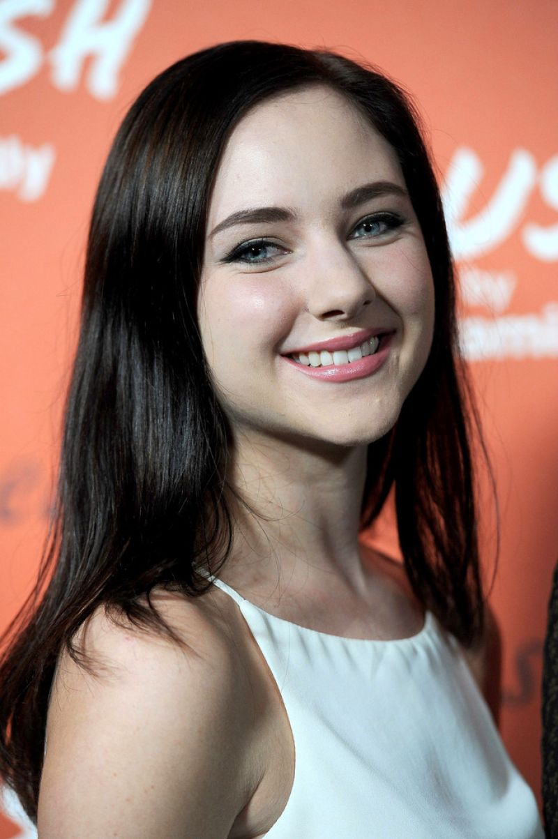 Haley Ramm On Red Carpet Launch Celebration Of Crush